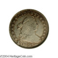 Early Dimes: , 1796--Damaged, Cleaned--ANACS. VF Details, Net Fine 12....