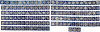 Space Shuttle Missions STS-1 through STS-135: James Buchli's Complete Set of 135 Unflown Silver Robbins Medallions, One...