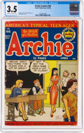 Golden Age (1938-1955):Humor, Archie Comics #46 (Archie, 1950) CGC VG- 3.5 Cream to off-white pages....