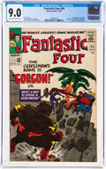 Silver Age (1956-1969):Superhero, Fantastic Four #44 (Marvel, 1965) CGC VF/NM 9.0 Off-white to white pages....