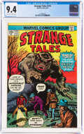 Strange Tales #175 (Marvel, 1974) CGC NM 9.4 Off-white to white pages