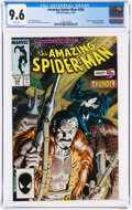Modern Age (1980-Present):Superhero, The Amazing Spider-Man #294 (Marvel, 1987) CGC NM+ 9.6 White pages....