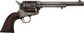 Handguns:Single Action Revolver, 4-Digit 7th Cavalry Custer U.S. Colt Single Action Army Re...