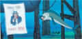 Animation Art:Limited Edition Cel, The Incredible Mr. Limpet Don Knotts...