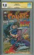 Modern Age (1980-Present):Superhero, Coyote #11 (Marvel/Epic, 1985) CGC NM/MT 9.8 White pages.