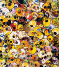 Prints & Multiples, Takashi Murakami (b. 1962). MGST 1962-2011, 2011. Offset lithograph in colors on satin wove paper. 25-3/4 x 22-3/4 inche...