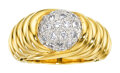 Estate Jewelry:Rings, Diamond, Gold Ring, Van Cleef & Arpels The rin...