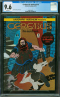 Bronze Age (1970-1979):Superhero, Cerebus the Aardvark #9 (Aardvark-Vanahem, 1979) CGC NM+ 9.6 White pages.