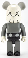 Collectible, KAWS X BE@RBRICK. Companion 1000%, 2002. Painted cast vinyl. 28 x 13-1/4 x 9-1/2 inches (71.1 x 33.7 x 24.1 cm). Stamped...