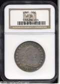 Early Half Dollars: , 1797 50C VF30 NGC. O-101a, R.5. This opportunity is ...