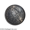 Bust Half Dollars: , 1813 50C 50C Over UNI MS64 NGC. O-101, High R.3. A ...