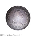 Early Dollars: , 1795 $1 Flowing Hair, Two Leaves XF45 NGC. B-9, BB-13, R....