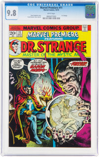 Marvel Premiere #11 Doctor Strange (Marvel, 1973) CGC NM/MT 9.8 White pages