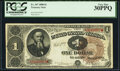 Fr. 347 $1 1890 Treasury Note PCGS Very Fine 30PPQ