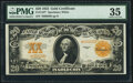 Large Size:Gold Certificates, Fr. 1187* $20 1922 Gold Certificate PMG Choice Very Fine 3...