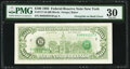Error Notes:Third Printing on Reverse, Third Printing on Back Error Fr. 2171-B $100 1985 Federal Reserve Note. PMG Very Fine 30.. ...