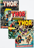 Silver Age (1956-1969):Superhero, Thor Group of 30 (Marvel, 0) Condition: Average FN.... (Total: 30 Comic Books)