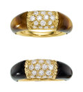 Estate Jewelry:Rings, Diamond, Multi-Stone, Gold Rings, Van Cleef & Arpels