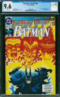 Modern Age (1980-Present):Superhero, Detective Comics #661 (DC, 1993) CGC NM+ 9.6 White pages.