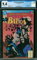Modern Age (1980-Present):Superhero, Detective Comics #664 (DC, 1993) CGC NM 9.4 White pages.