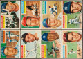 Baseball Cards:Sets, 1956 Topps Baseball Partial Set (247/340). Offere...