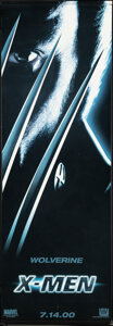 """Movie Posters:Science Fiction, X-Men (20th Century Fox, 2000). Rolled, Overall: Very Fine+. Vinyl Banners (6) (24"""" X 71.5"""") Advance, 6 Styles. Science Fict... (Total: 6 Items)"""