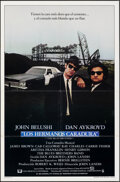 Movie Posters:Comedy, The Blues Brothers (Universal, 1980). Folded, Very Fine_>....