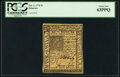 Colonial Notes:Delaware, Delaware January 1, 1776 5 Shillings Fr. DE-77 PCGS Choice New 63PPQ.. ...