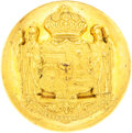 Militaria:Insignia, Royal Hawaiian Navy: Rare and Choice Coat Button.