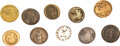 Military & Patriotic:Pre-Civil War, New York, Massachusetts and Vermont: Assorted Militia Buttons.. ...