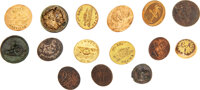Revolutionary War and War of 1812: British and American Artillery Buttons