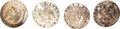 Military & Patriotic:Pre-Civil War, War of 1812: Assorted Infantry Buttons.. ...