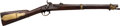 Long Guns:Muzzle loading, Confederate Altered Model 1841 E. Whitney Percussion Mississippi Rifle.. ...