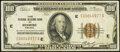 Fr. 1890-E $100 1929 Federal Reserve Bank Note. Very Fine