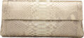 Luxury Accessories:Bags, Nancy Gonzalez Python Clutch Condition: 2