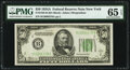 Small Size:Federal Reserve Notes, Fr. 2103-B $50 1934A Federal Reserve Note. PMG Gem Uncirculated 65 EPQ.. ...