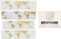 Explorers:Space Exploration, NASA: Collection of Ten Vintage NASA Charts, Spanning Sixteen Years of Achievement and Adversity in Spaceflight. ...