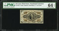 Fractional Currency:Third Issue, Fr. 1252 10¢ Third Issue PMG Choice Uncirculated 64 EPQ.