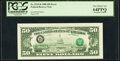 Error Notes:Third Printing on Reverse, Third Printing on Back Error Fr. 2123-B $50 1988 Federal Reserve Note. PCGS Very Choice New 64PPQ.. ...
