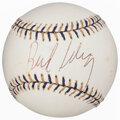 Autographs:Baseballs, Bug Selig Single Signed 2002 MLB All-Star Game Baseball.