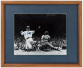 Autographs:Photos, Al Kaline Signed Photograph. Offered is an oversi...