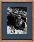 Autographs:Photos, Al Kaline Signed Oversized Photograph. Offered is ...