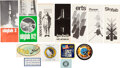 Explorers:Space Exploration, NASA: Collection of Twelve Various Memorabilia Items From Apollo Through Skylab. ...
