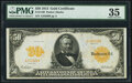 Large Size:Gold Certificates, Fr. 1198 $50 1913 Gold Certificate PMG Choice Very Fine 35...