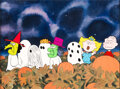 Animation Art:Limited Edition Cel, Peanuts It's the Great Pumpkin, Charlie Brow...