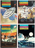 Pulps:Science Fiction, Assorted Science Fiction and Fantasy Pulps Box Lot (Various, 1949-55) Condition: Average FN....
