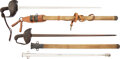 Edged Weapons:Swords, Lot of Two Patton 1913 Swords with Dress Scabbard.. ... (Total: 3 )