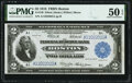 Large Size:Federal Reserve Bank Notes, Fr. 749 $2 1918 Federal Reserve Bank Note PMG About Uncirculated 50 EPQ.. ...