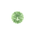 """Gems:Faceted, Gemstone: """"Paraíba-Type"""" Tourmaline - 4.48 Cts.. Mozambique. ..."""