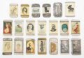 Other, A Group of Twenty American Metal Advertising Match Safes, late 19th-early 20th century . 2-3/4 inches (7.0 cm) (longest). ... (Total: 20 Items)